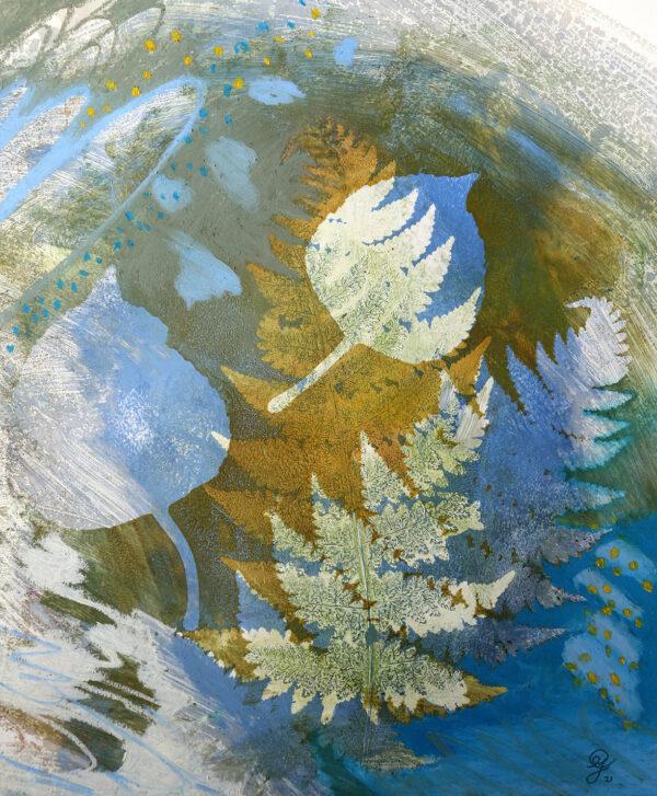 abstrait-botanique-bleu-artiste-peintre-carine-genadry
