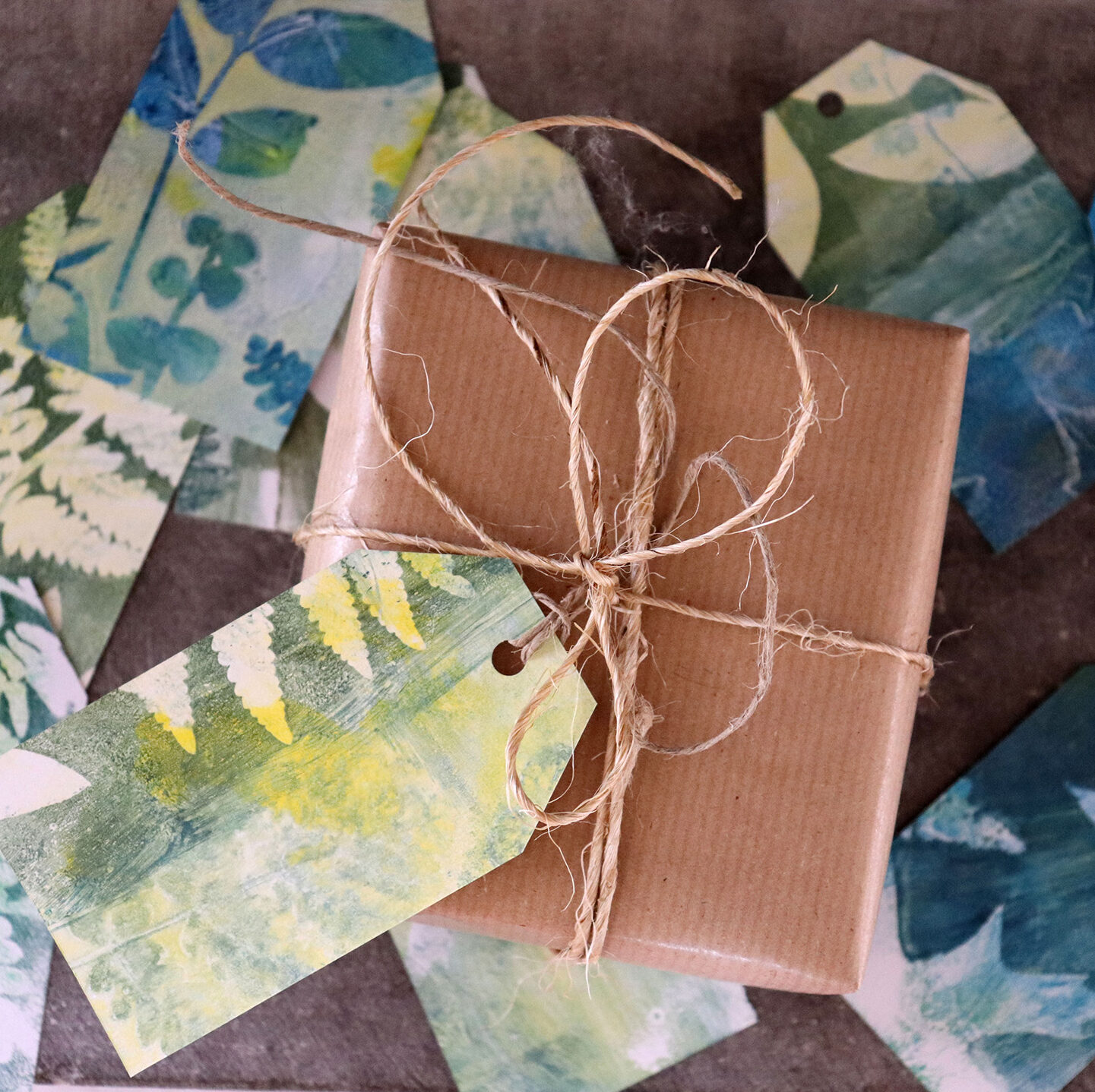 etiquettes-cadeau-impressions-botaniques-artiste-peintre-carine-genadry-art