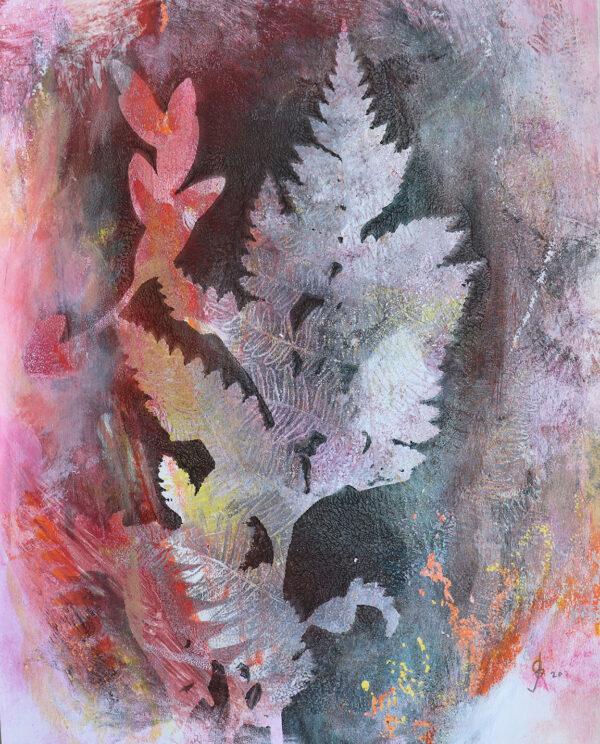 abstrait-botanique-feuille-empreinte-artiste-peintre-carine-genadry